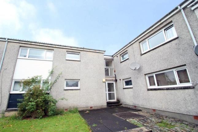 External of Glen More, East Kilbride, Glasgow, South Lanarkshire G74