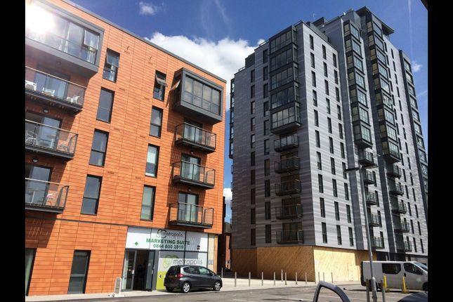 Thumbnail Flat for sale in Lexington Apartments, Railway Terrace, Slough
