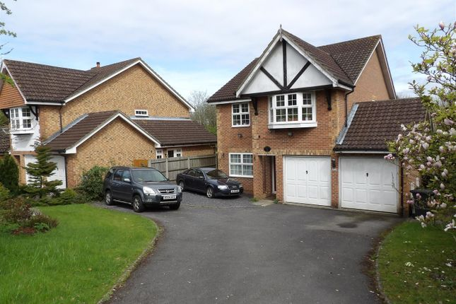 Thumbnail Property for sale in Upper Northam Close, Hedge End, Southampton