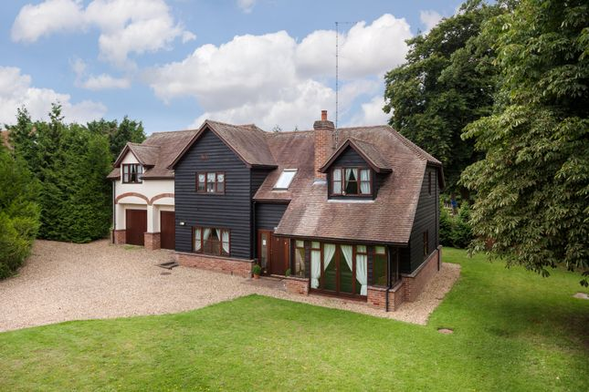 4 bed detached house for sale in Moulton Road, Kennett, Newmarket