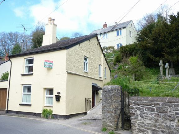 Thumbnail Cottage for sale in Lady Street, Dulverton