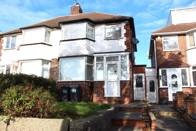 Thumbnail Semi-detached house to rent in Gilbertstone Avenue, Birmingham