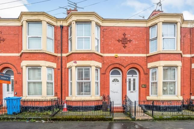 Front of Guelph Street, Liverpool, Merseyside L7