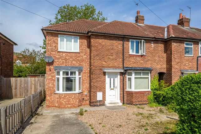 Thumbnail Semi-detached house for sale in Monkton Road, York, North Yorkshire