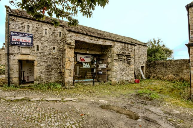 Thumbnail Barn conversion for sale in Water Street, Grassington