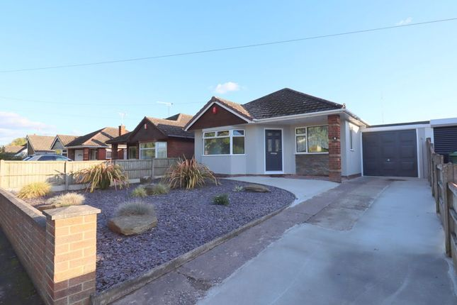 2 bed detached bungalow to rent in Mere Road, Weston, Crewe CW2