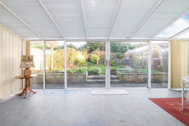 Conservatory of North Road, Stoke Gifford, Bristol, Gloucestershire BS34