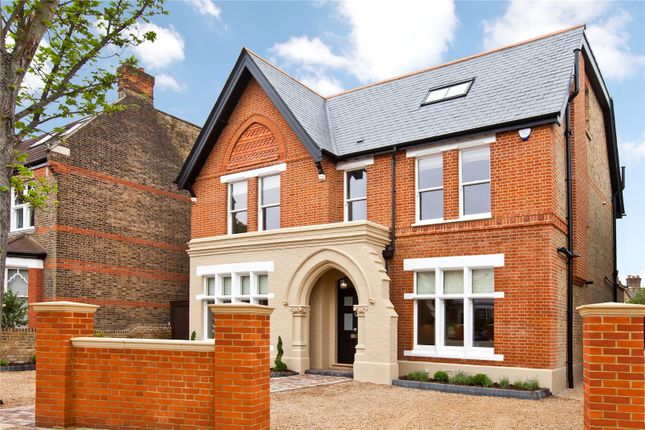 Thumbnail Detached house for sale in Woodville Road, Ealing