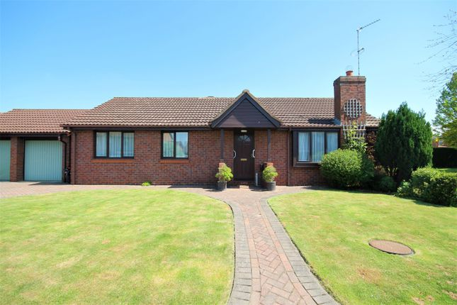 Thumbnail Detached house for sale in Danesmead Close, York