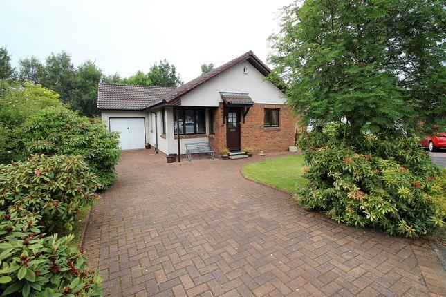 Thumbnail Detached bungalow for sale in Bervie Drive, Murieston, Livingston