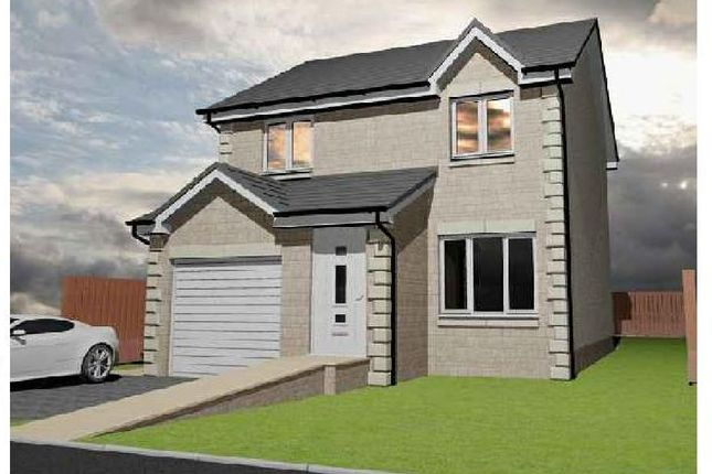 Thumbnail Detached house for sale in Kirk Road, Wishaw