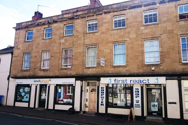 Thumbnail Flat to rent in Port Street, Evesham