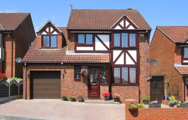 Thumbnail Detached house for sale in Bishopdale Rise, Mosborough, Sheffield, South Yorkshire