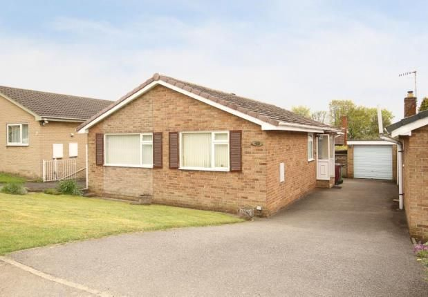 Thumbnail Bungalow for sale in Summerfield Road, Dronfield, Derbyshire