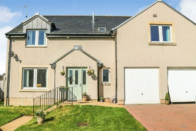Thumbnail Detached house for sale in Jedward Terrace, Denholm, Hawick, Scottish Borders