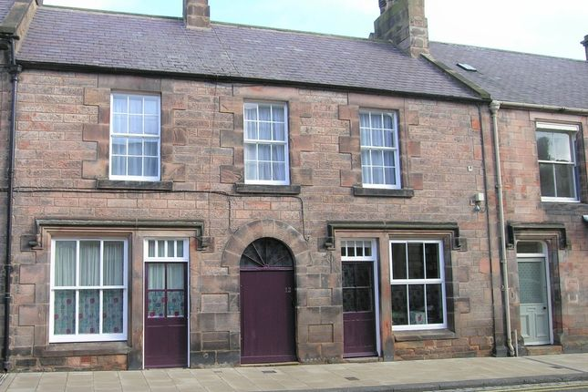Thumbnail Town house for sale in High Street, Wooler