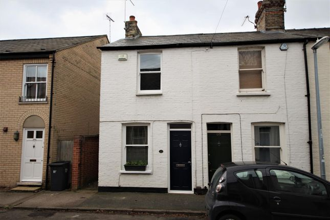 Thumbnail End terrace house for sale in York Street, Cambridge