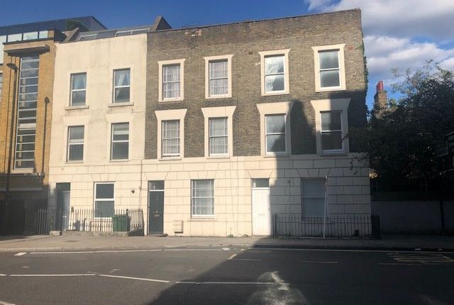 Thumbnail Flat to rent in Bayham Street, London