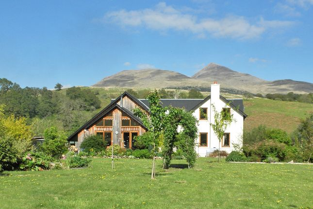 Thumbnail Detached house for sale in 7 Otter Creek, Taynuilt