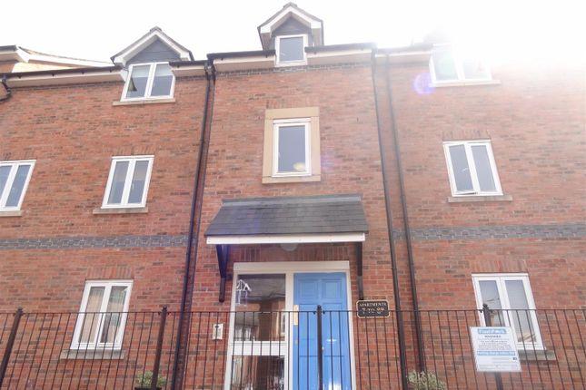 Thumbnail Flat to rent in Chester Street, Shrewsbury
