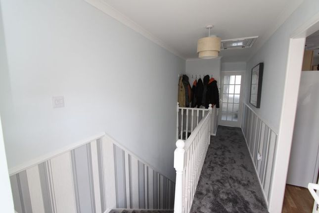 Hallway of Speedwell Crescent, Plymouth PL6