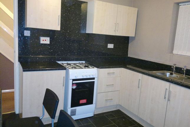 Thumbnail End terrace house to rent in Milton Green, Shieldfield, Newcastle Upon Tyne