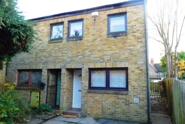 Thumbnail Semi-detached house to rent in Lawn Road, Uxbridge