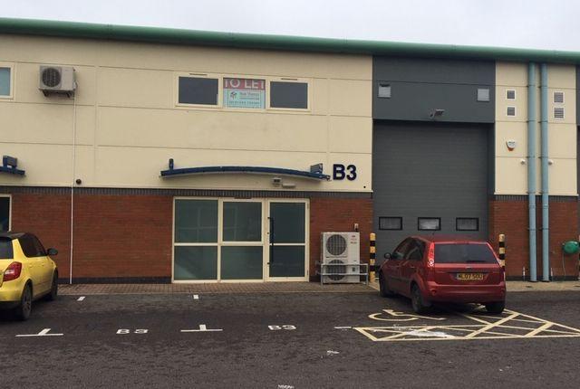 Thumbnail Light industrial for sale in Commerce Way, Melksham