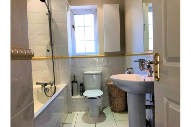 Bathroom of Burrow Hill Place, Bishopstoke Eastleigh SO50