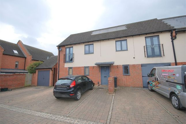 Thumbnail Flat for sale in Barring Street, Upton, Northampton