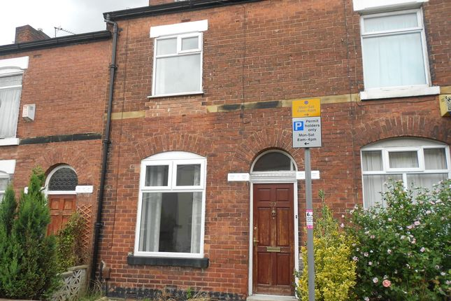 Thumbnail Terraced house to rent in Stafford Road, Swinton, Manchester