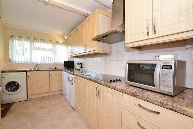 Kitchen of Gerald Road, Dagenham, Essex RM8