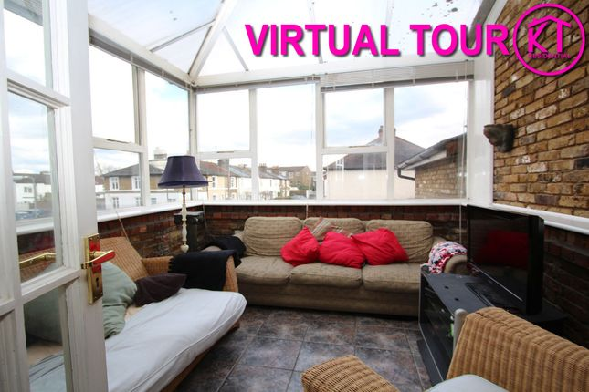 Thumbnail End terrace house to rent in Lovelace Villas, Thames Ditton