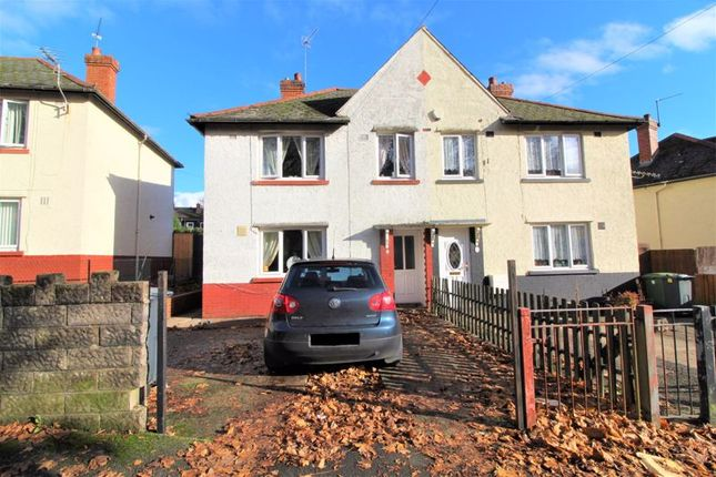 3 bed semi-detached house for sale in Charteris Road, Ely, Cardiff CF5