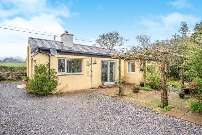 Thumbnail Detached house for sale in Y Ffor, Pwllheli, Gwynedd, .
