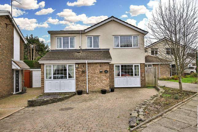 Thumbnail Detached house for sale in Hazel Tree Close, Radyr, Cardiff