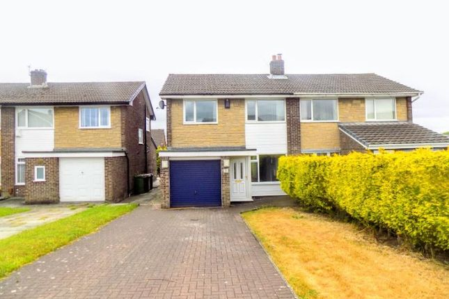 Thumbnail Semi-detached house to rent in Barnfield Drive, Westhoughton