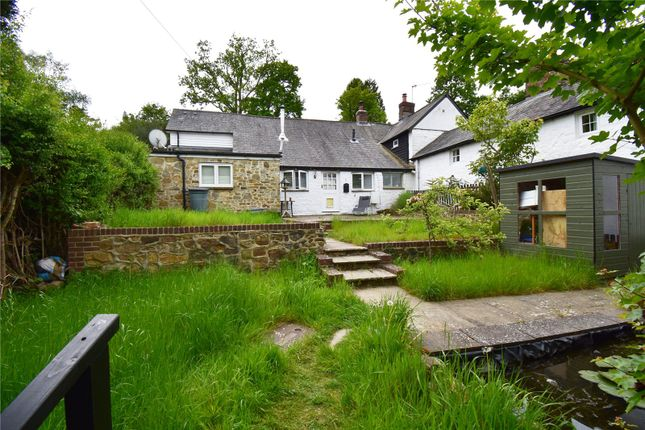 Thumbnail Bungalow for sale in Shrublands Cottages, Coopers Wood, Crowborough, East Sussex