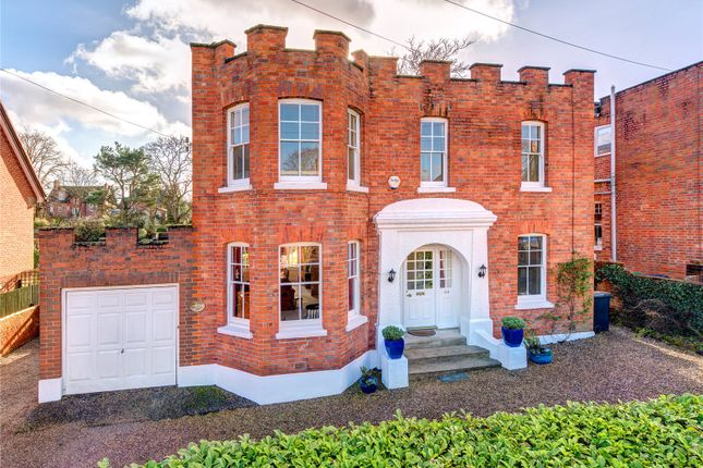 Thumbnail Detached house for sale in St. Marks Road, Henley-On-Thames, Oxfordshire