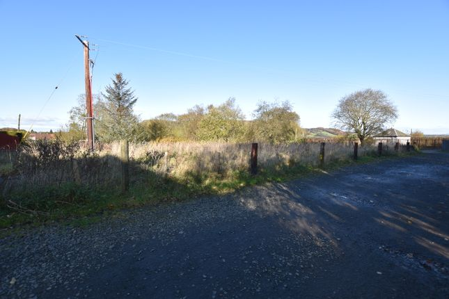 Facing East of Whitegates Terrace, Kelty KY4