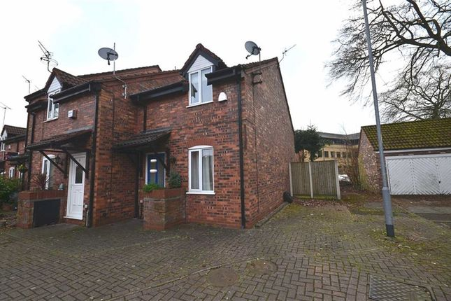 Thumbnail Terraced house to rent in Adamson Gardens, Didsbury, Manchester, Greater Manchester