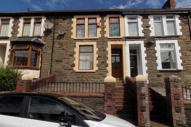 Thumbnail Terraced house for sale in Conway Road, Treorchy, Rhondda Cynon Taff.