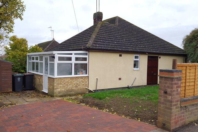 Thumbnail Bungalow to rent in Morris Avenue, Rushden