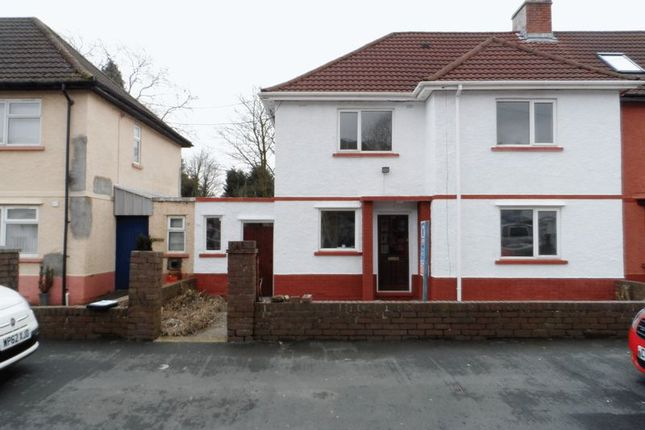Thumbnail Semi-detached house to rent in Ynyswen, Penycae, Swansea