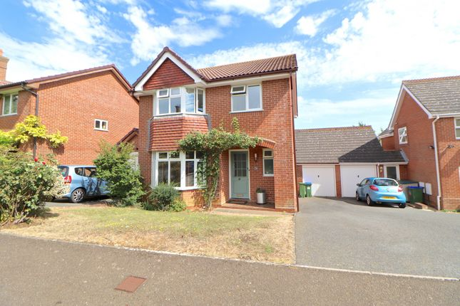 Thumbnail Detached house for sale in Katherine Way, Seaford