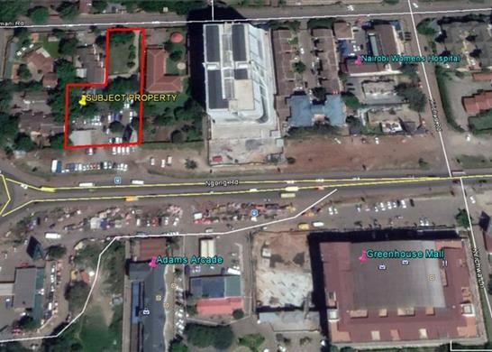 Thumbnail Property for sale in Ngong Rd, Nairobi, Kenya