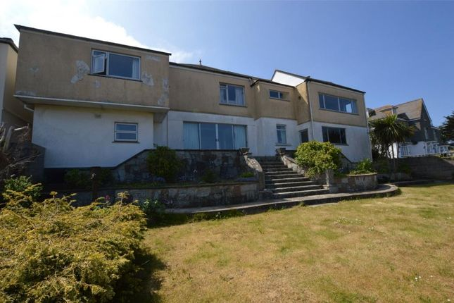 Thumbnail Detached house for sale in Trewidden Road, St. Ives, Cornwall