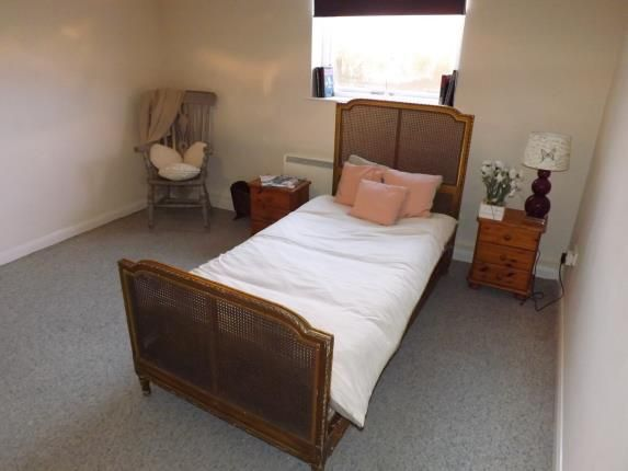 Bedroom of The Studio, Allenby Crescent, Fotherby, Louth LN11