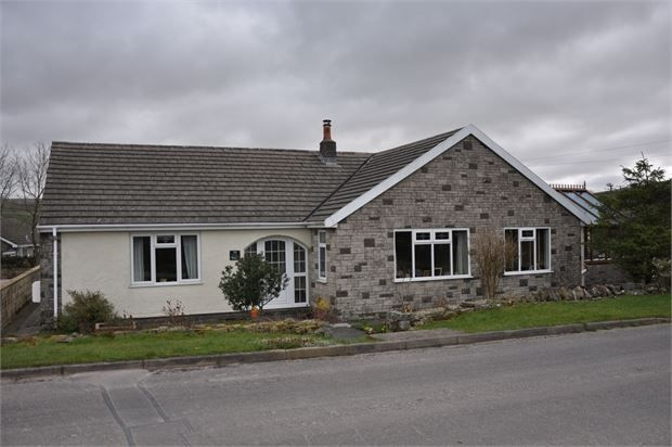 Thumbnail Detached bungalow for sale in Potters Loaning, Alston, Cumbria.