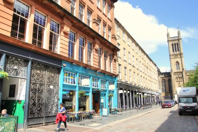 Street of Candleriggs, Merchant City, Glasgow G1